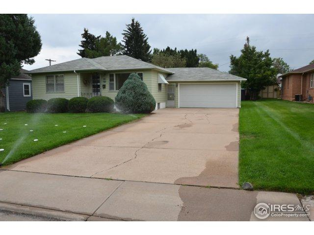 1712 13th St, Greeley, CO 80631 (#828902) :: The Peak Properties Group