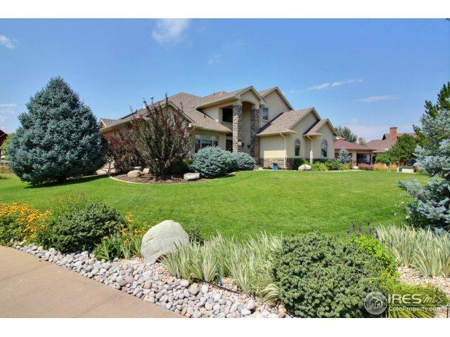 701 River View Dr, Greeley, CO 80634 (MLS #829084) :: 8z Real Estate