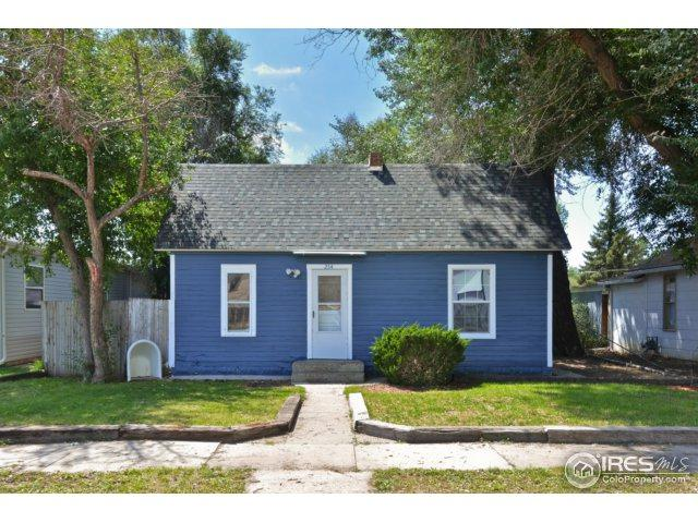 254 E 1st St, Ault, CO 80610 (MLS #829143) :: 8z Real Estate