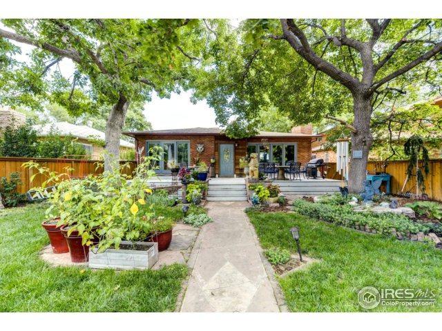 2928 7th St, Boulder, CO 80304 (MLS #829150) :: 8z Real Estate