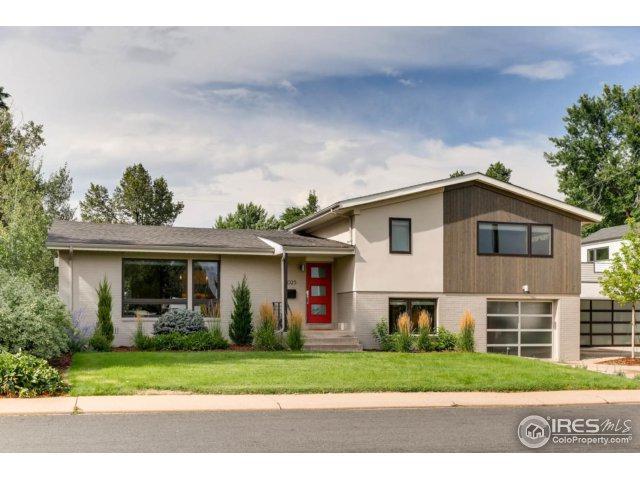 2025 Glenwood Dr, Boulder, CO 80304 (MLS #829177) :: 8z Real Estate