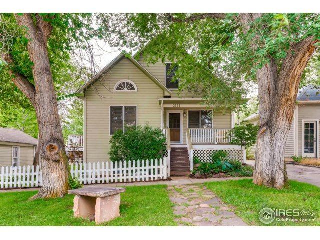 2355 24th St, Boulder, CO 80304 (MLS #829351) :: 8z Real Estate
