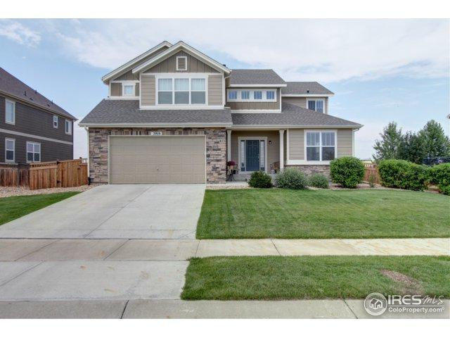 2816 Steeple Rock Dr, Frederick, CO 80516 (MLS #829397) :: 8z Real Estate