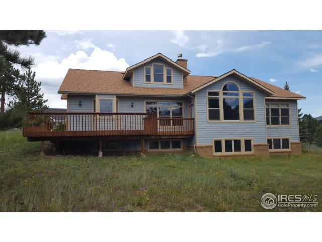 641 Findley Ct, Estes Park, CO 80517 (MLS #829400) :: 8z Real Estate