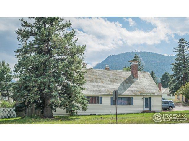 1030 N Saint Vrain Ave, Estes Park, CO 80517 (MLS #829439) :: 8z Real Estate