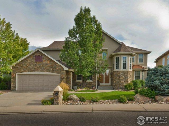 1007 Wyndemere Cir, Longmont, CO 80504 (MLS #829737) :: 8z Real Estate