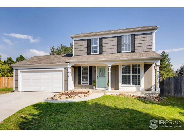 815 Kimbark St, Lafayette, CO 80026 (MLS #829777) :: 8z Real Estate