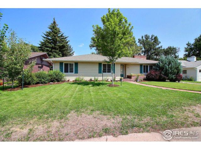1940 Montview Dr, Greeley, CO 80631 (MLS #829781) :: 8z Real Estate