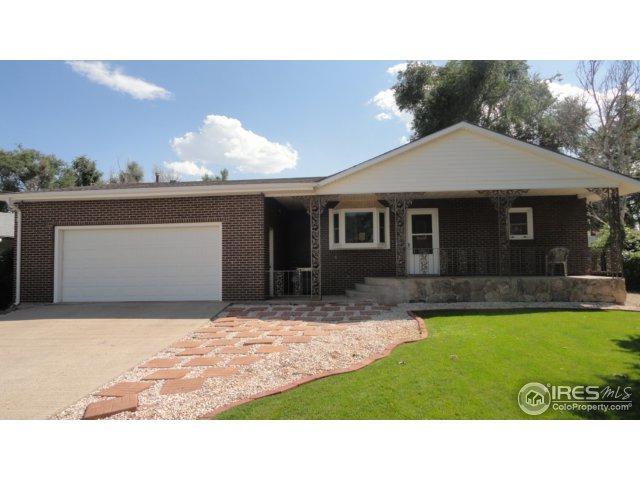 610 E Riverview Ave, Fort Morgan, CO 80701 (MLS #829907) :: 8z Real Estate
