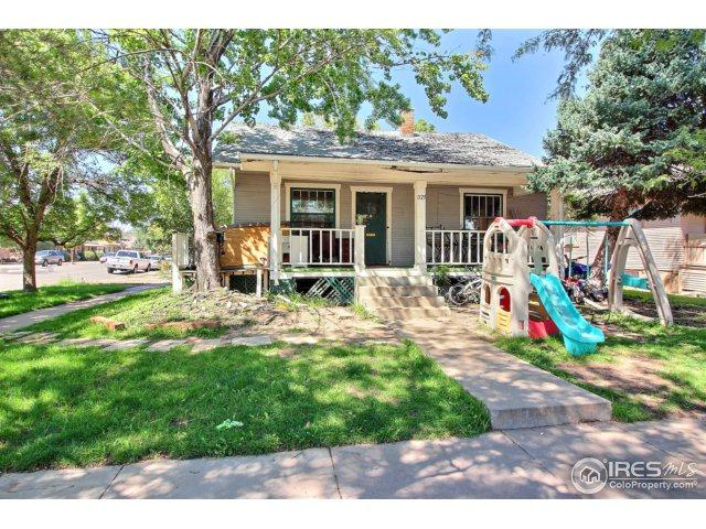 1129 10th St, Greeley, CO 80631 (MLS #829912) :: 8z Real Estate