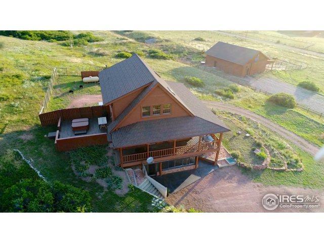 93 Juniper Ridge Rd, Laporte, CO 80535 (MLS #830017) :: Downtown Real Estate Partners
