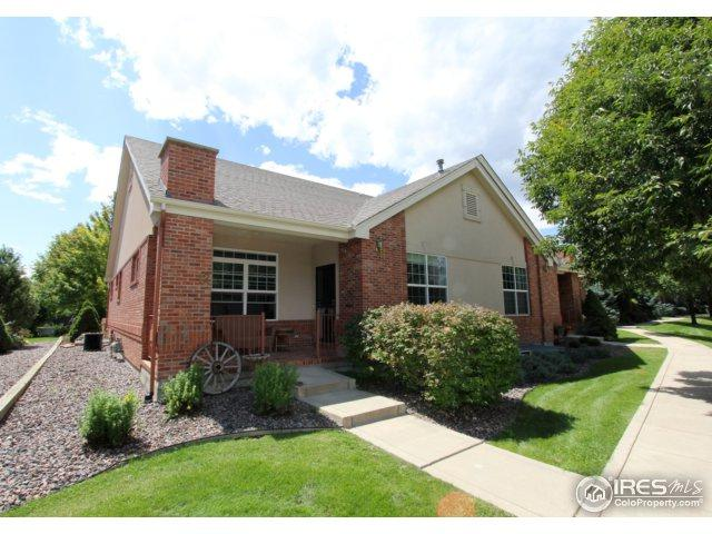 1333 Charles Dr #12, Longmont, CO 80503 (MLS #830071) :: 8z Real Estate