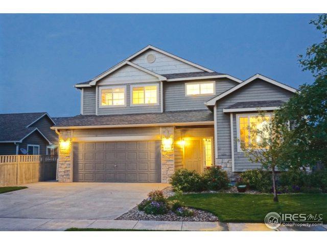 458 Hermosa St, Lochbuie, CO 80603 (MLS #830209) :: 8z Real Estate