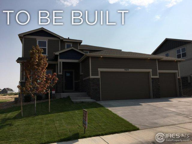 1493 Moraine Valley Dr, Severance, CO 80550 (MLS #831917) :: The Forrest Group