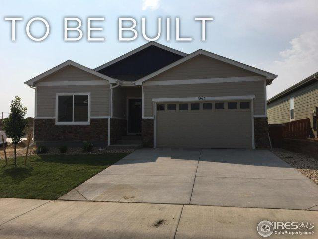 1482 Moraine Valley Dr, Severance, CO 80550 (MLS #831922) :: The Forrest Group