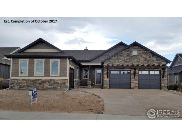 3980 Portrush Ln, Timnath, CO 80547 (MLS #832314) :: The Forrest Group