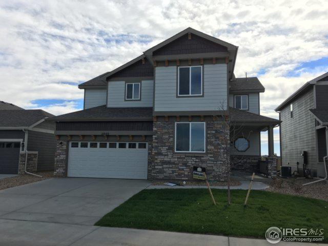 6010 Carmon Dr, Windsor, CO 80550 (MLS #832587) :: Downtown Real Estate Partners