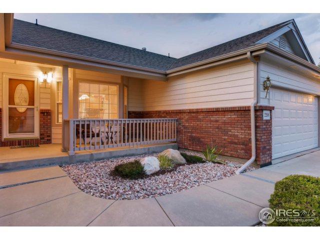 2268 Woody Creek Cir, Loveland, CO 80538 (MLS #833091) :: 8z Real Estate