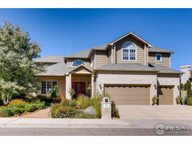 301 Himalaya Ave, Broomfield, CO 80020 (#833112) :: The Peak Properties Group