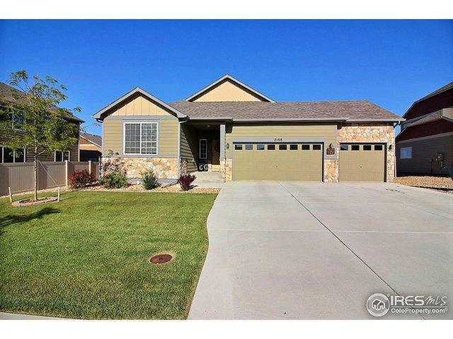 2108 Talon Pkwy, Greeley, CO 80634 (MLS #833872) :: 8z Real Estate