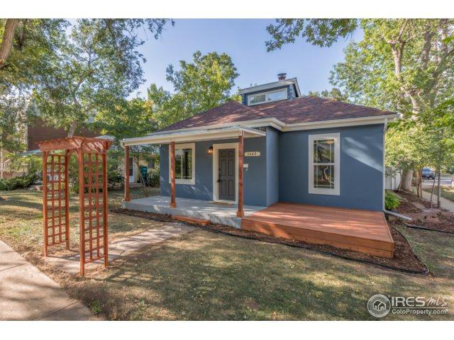 2045 Grove St, Boulder, CO 80302 (#833929) :: The Peak Properties Group