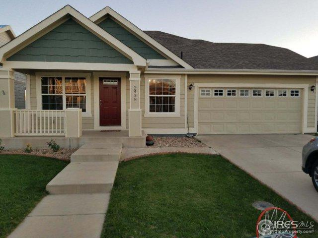 2438 Shooting Star Way, Evans, CO 80620 (MLS #834305) :: Kittle Real Estate