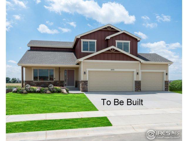 1395 Benjamin Dr, Eaton, CO 80615 (MLS #834345) :: 8z Real Estate