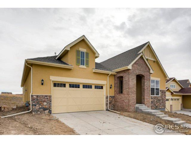 18722 W 84th Dr, Arvada, CO 80007 (#834389) :: My Home Team