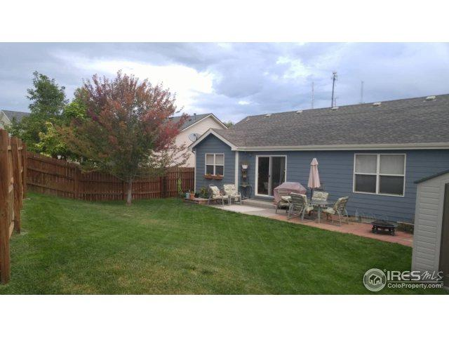 3610 Stagecoach Dr, Evans, CO 80620 (MLS #834408) :: Kittle Real Estate