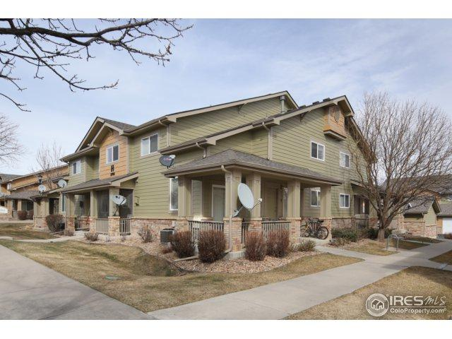 2702 Rigden Pkwy #5, Fort Collins, CO 80525 (MLS #834595) :: The Daniels Group at Remax Alliance