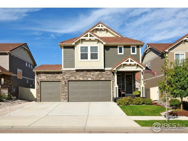 3612 Idlewood Ln, Johnstown, CO 80534 (MLS #834762) :: Kittle Real Estate