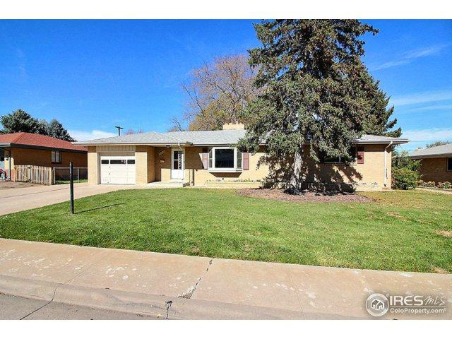 2245 12th St, Greeley, CO 80631 (MLS #834763) :: Kittle Real Estate
