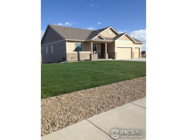 7570 Mcclellan Rd, Wellington, CO 80549 (MLS #834811) :: The Daniels Group at Remax Alliance