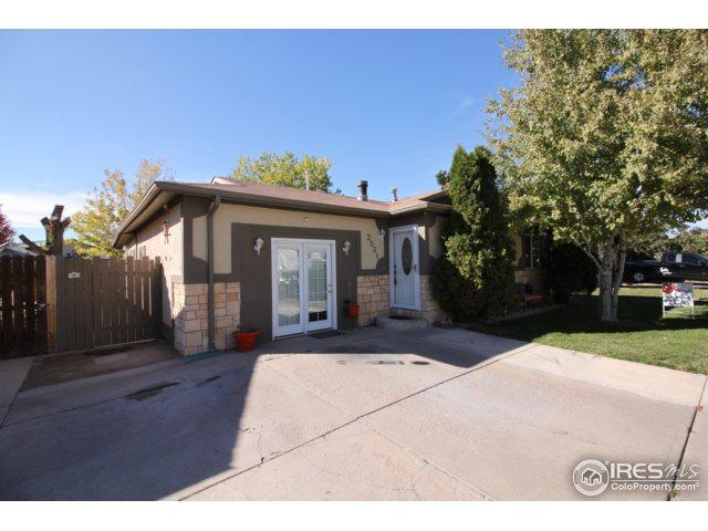 2031 Wedgewood Dr, Greeley, CO 80631 (MLS #834814) :: Kittle Real Estate