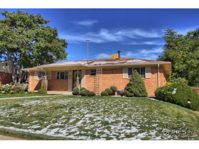 2705 Skyline Dr, Westminster, CO 80030 (#834826) :: The Griffith Home Team
