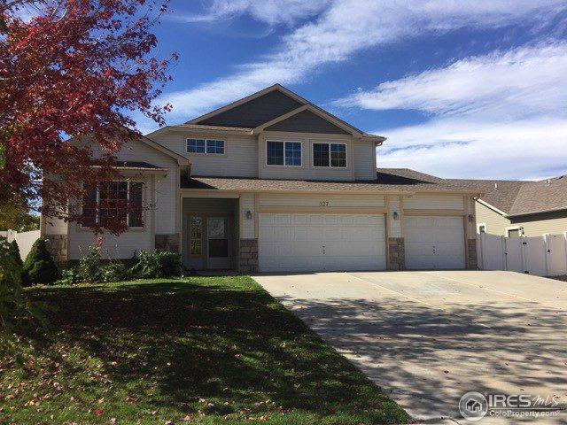 327 Seventh St, Mead, CO 80542 (MLS #834836) :: 8z Real Estate