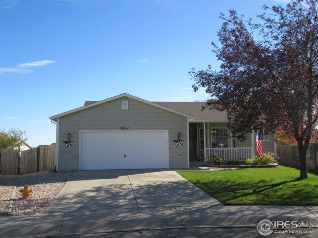 2910 Swan Point Ct, Evans, CO 80620 (MLS #834897) :: Kittle Real Estate