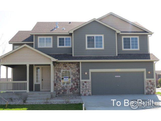 836 Sunlight Peak Dr, Severance, CO 80550 (MLS #835276) :: 8z Real Estate