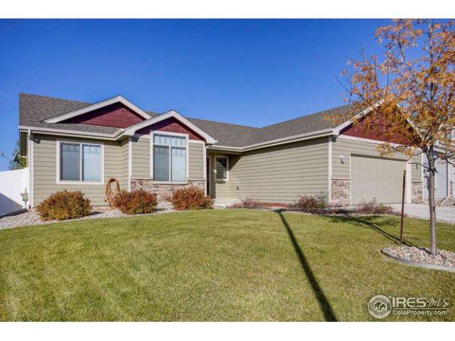 6851 Meade St, Wellington, CO 80549 (MLS #835300) :: 8z Real Estate