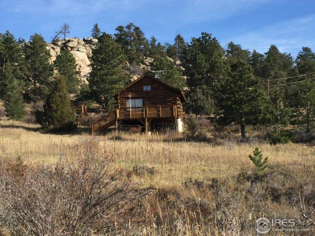 243 Springmeadow Way, Red Feather Lakes, CO 80545 (MLS #835479) :: Kittle Real Estate