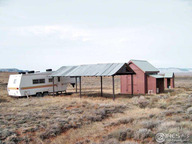 Sand Creek Park, Livermore, CO 80536 (MLS #836012) :: Kittle Real Estate