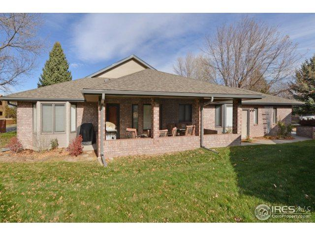2010 46th Ave #13, Greeley, CO 80634 (MLS #836148) :: The Daniels Group at Remax Alliance