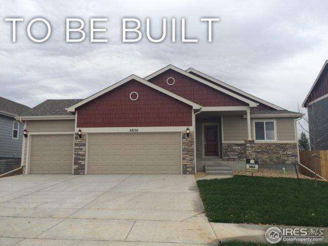 1538 Hanging Valley St, Severance, CO 80550 (MLS #836438) :: The Forrest Group