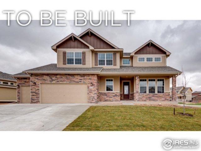 1063 Mt Columbia Dr, Severance, CO 80550 (MLS #836868) :: The Forrest Group