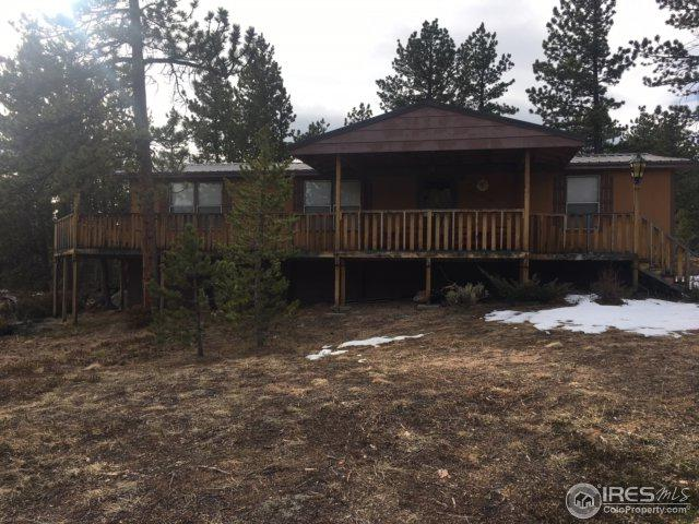 1228 Okmulgee Cir, Red Feather Lakes, CO 80545 (MLS #837044) :: Kittle Real Estate