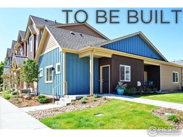 1318 S Collyer St A, Longmont, CO 80501 (MLS #837090) :: The Forrest Group