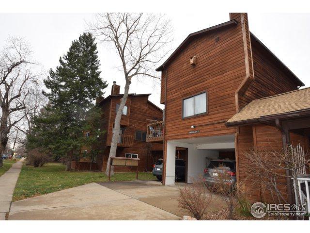 1860 Walnut St #10, Boulder, CO 80302 (#837119) :: The Peak Properties Group