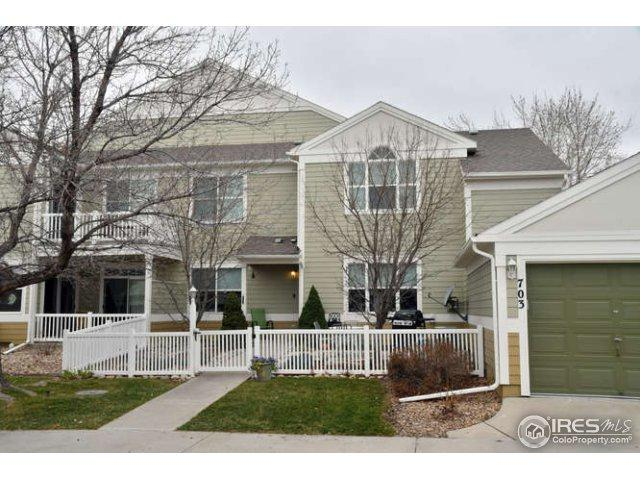 640 Gooseberry Dr #703, Longmont, CO 80503 (MLS #837198) :: 8z Real Estate