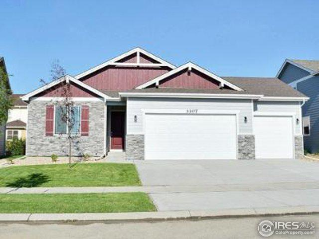 703 North Country Trl, Ault, CO 80610 (#837277) :: The Peak Properties Group