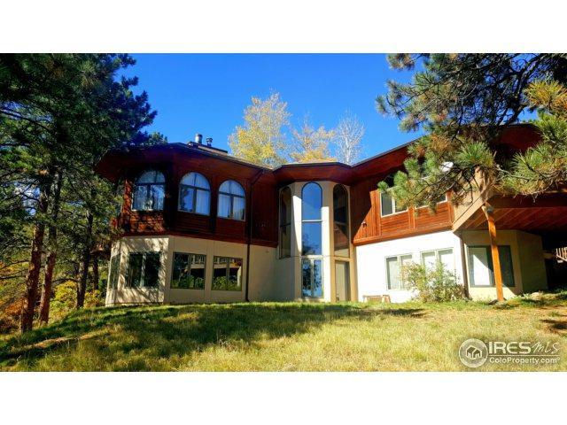 7502 S Sourdough Dr, Morrison, CO 80465 (MLS #837286) :: 8z Real Estate